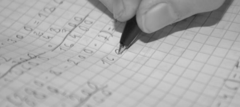 Avoir un bon niveau en mathématiques facilite la vie des étudiants